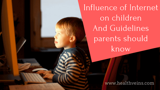 the influence of the internet on children That depends on which websites you visit of course if you mostly use the internet for simple and easy amusement, it won't have a good influence on you it might make you lazy and give you a short attention span.